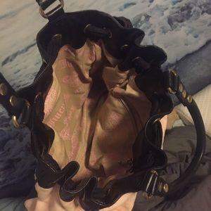 Juicy Couture Bags - Classic Juicy contour pink velvet bag